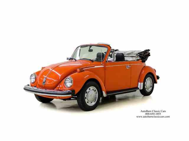 1976 Volkswagen Super Beetle | 958980