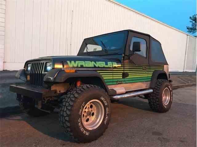 1993 Jeep Wrangler | 958981