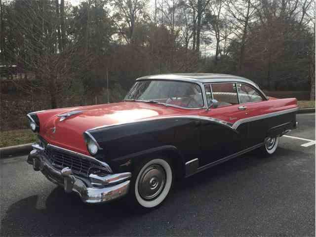 1956 Ford Fairlane Tudor Victoria | 958982