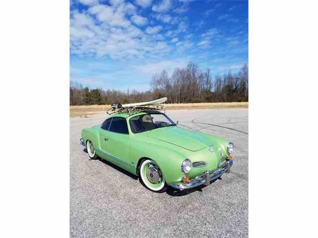 1967 Volkswagen KARMAN GHIA 2 DSD | 958983