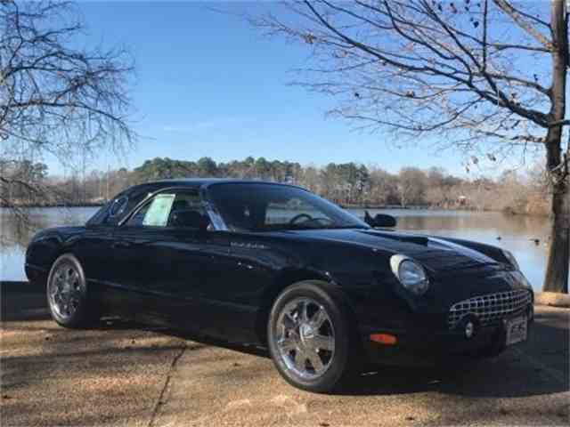 2002 Ford Thunderbird | 958985