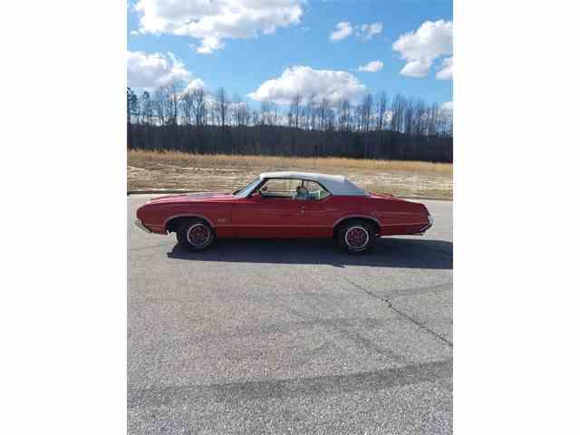 1971 Oldsmobile 442 | 958999