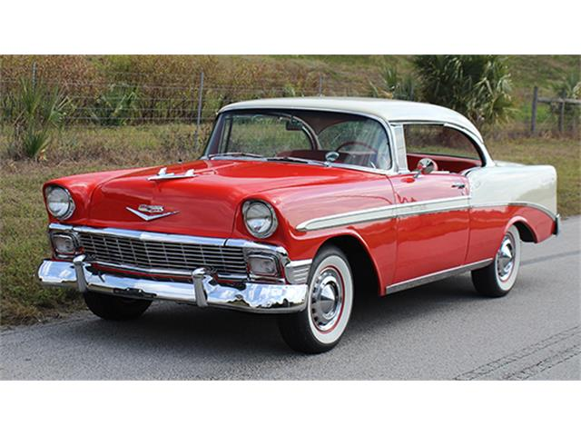 1956 Chevrolet Bel Air Sport Coupe | 950009