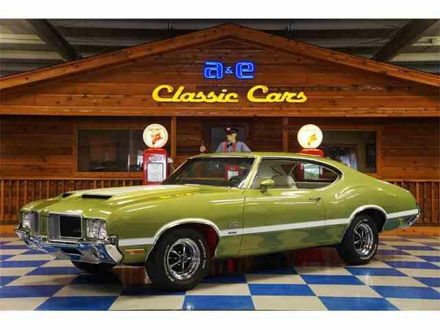 1971 Oldsmobile 442 | 950900