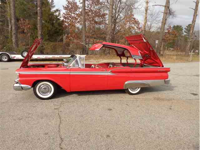 1959 Ford Fairlane 500 Skyliner Retractable | 959004
