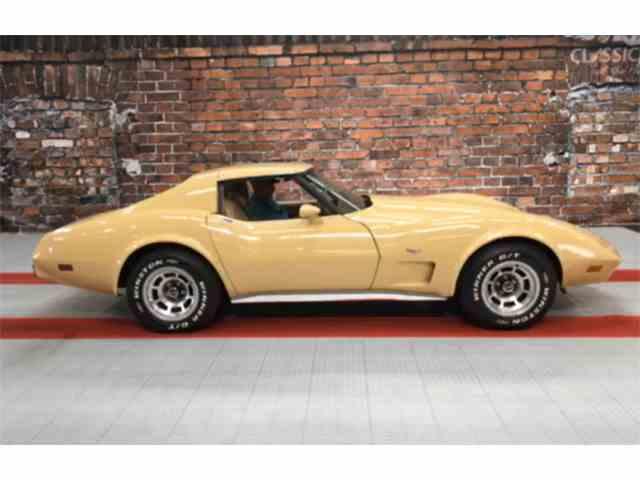 1977 Chevrolet Corvette   959007