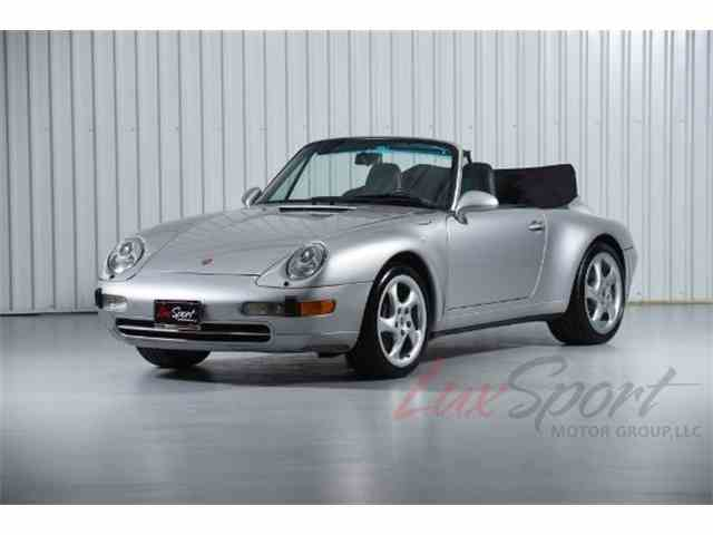 1998 Porsche 993 Carrera 2 Cabriolet | 959011