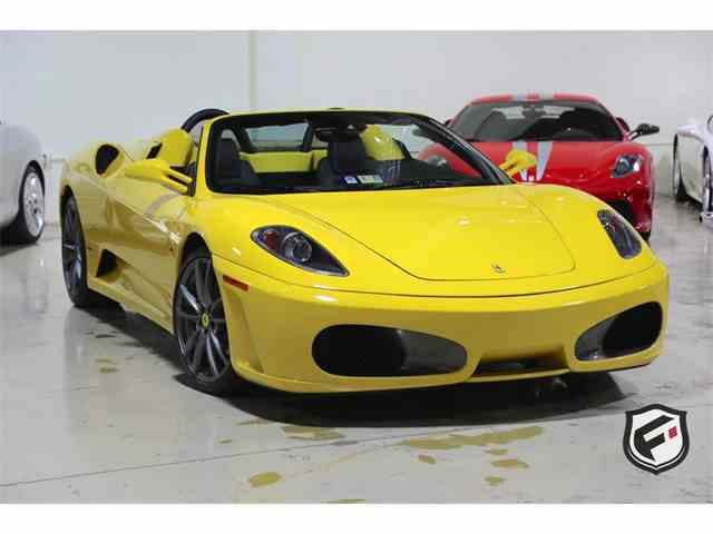 2006 Ferrari F430 Spider 6 Speed Manual | 959016