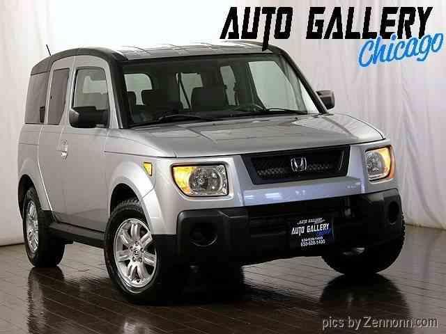 2006 Honda Element | 959022