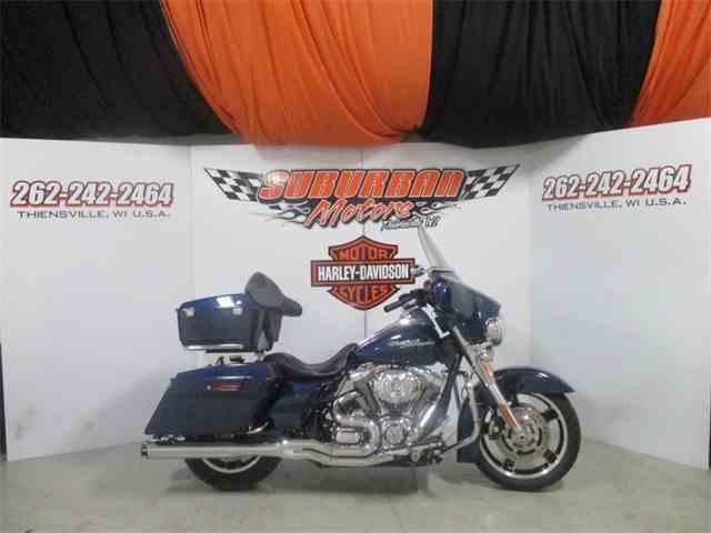 2012 Harley-Davidson® FLHX - Street Glide® | 959027