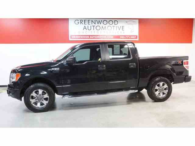 2014 Ford F150   959035