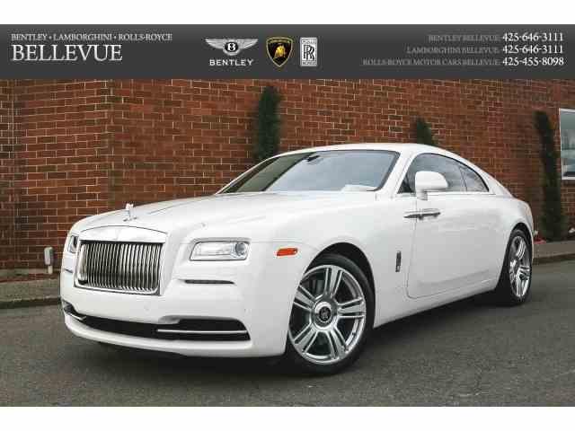 2015 Rolls-Royce Silver Wraith | 959038