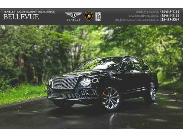 2017 Bentley Bentayga | 959039