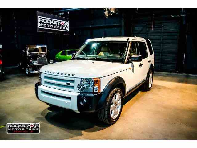 2007 Land Rover LR3 | 959047