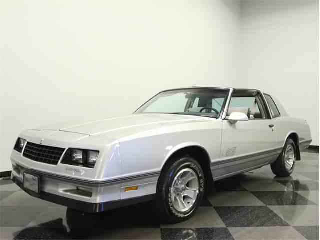 1987 Chevrolet Monte Carlo SS Aerocoupe | 959054