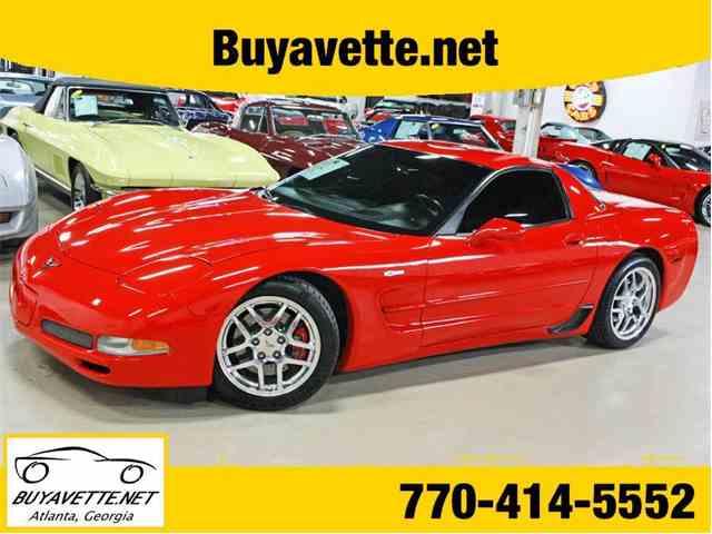 2004 Chevrolet Corvette | 959058