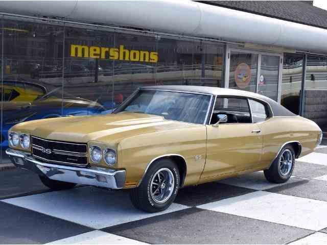 1970 Chevrolet Chevelle SS | 959072