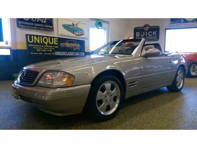 1999 Mercedes-Benz SL500 | 959091