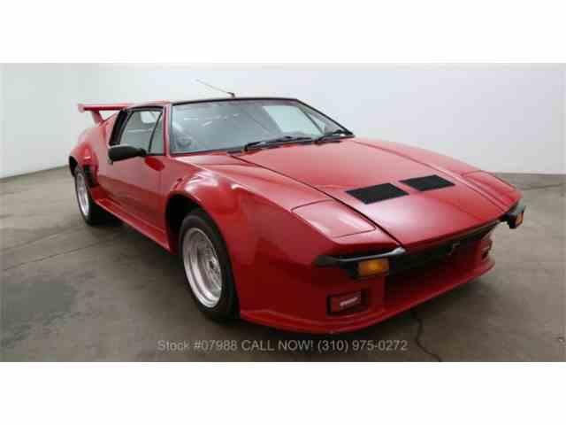 1972 DeTomaso Pantera | 959100