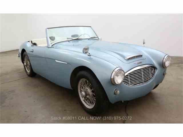 1959 Austin-Healey 100-6   959104