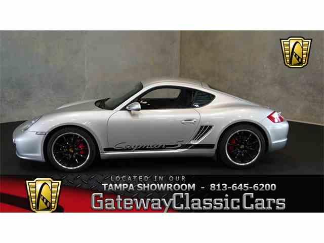 2008 Porsche Cayman | 950911