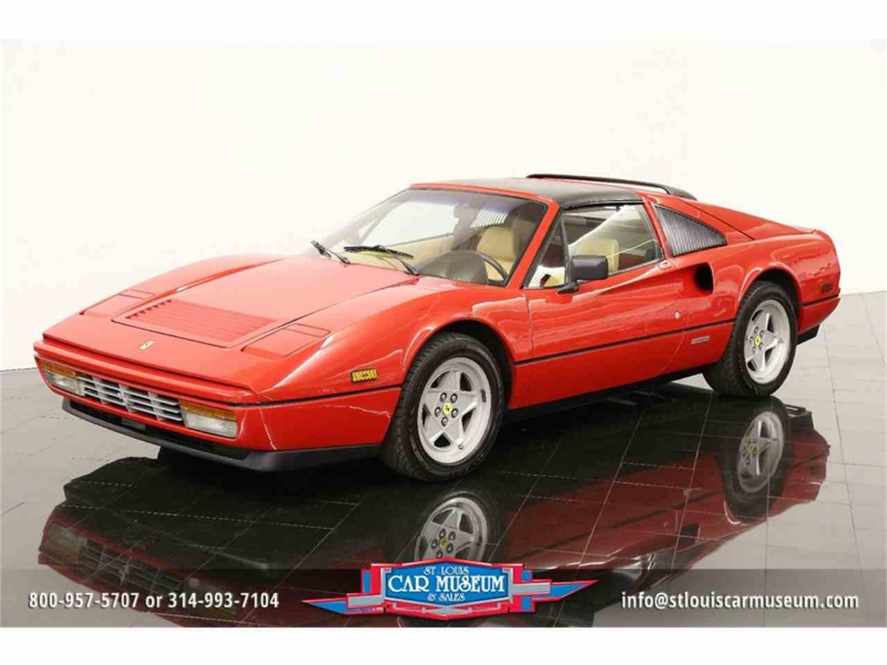 Classic ferrari 328 for sale on classiccars 14 available 1987 ferrari 328 gts 959117 vanachro Image collections