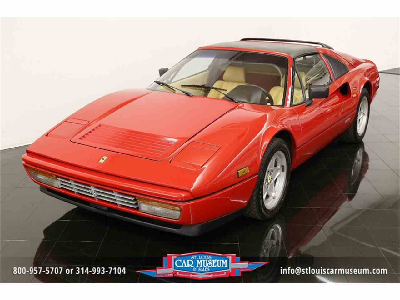 1987 ferrari 328 gts for sale classiccars cc 959117 photo 3 vanachro Image collections