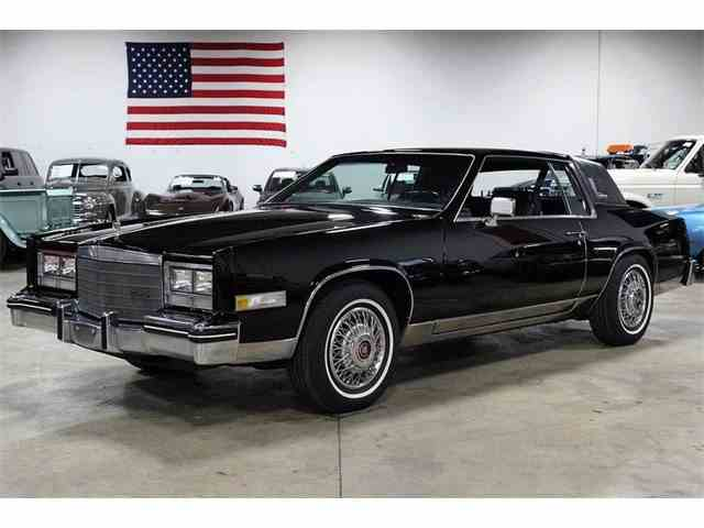 1984 Cadillac Eldorado | 959118