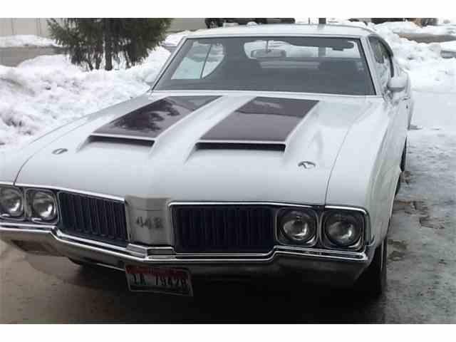 1970 Oldsmobile 442 | 959133