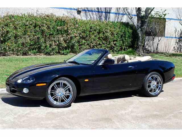2004 Jaguar XK8 | 959137