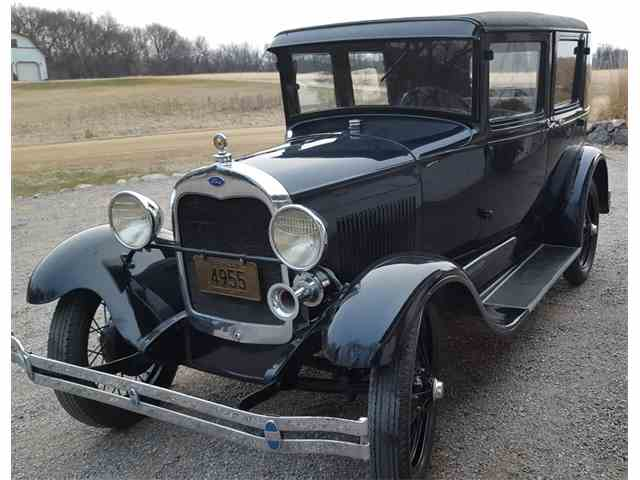 1929 Ford Model A | 959138