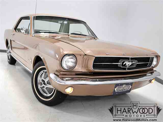 1965 Ford Mustang | 959143