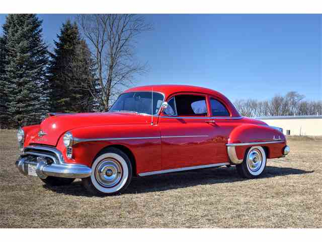 1950 Oldsmobile Rocket 88 Club Coupe | 959144