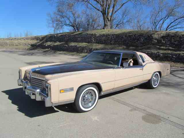 1978 Cadillac Fleetwood EldoradoCustom Biarritz Classic | 959146