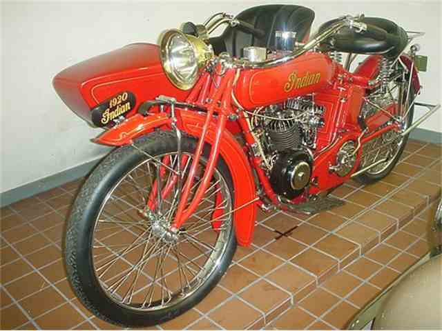 1920 Indian Motorcycle | 959159