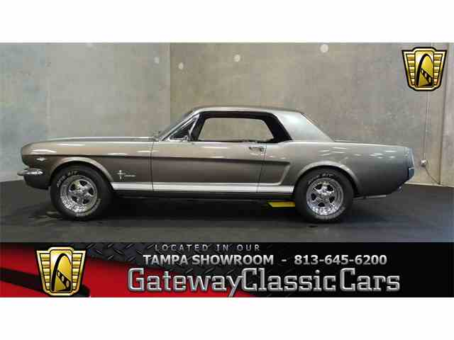 1966 Ford Mustang | 950916