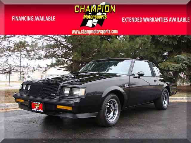 1987 Buick Grand National | 959162