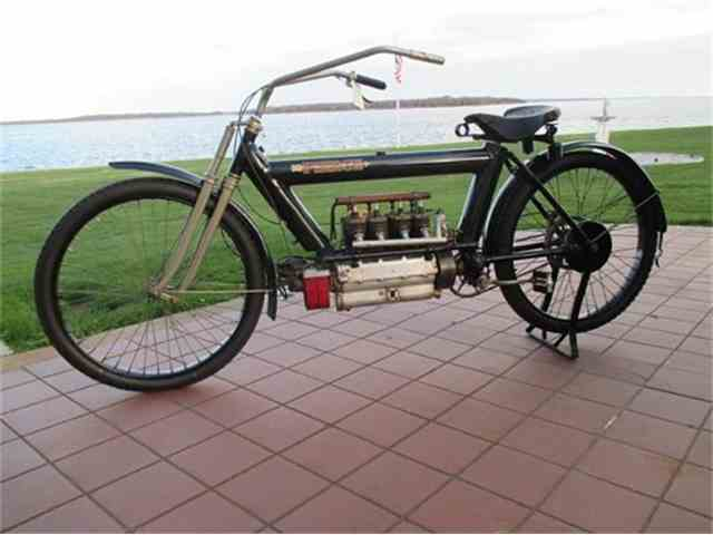 1909 Pierce-Arrow 4 cylinder  | 959166