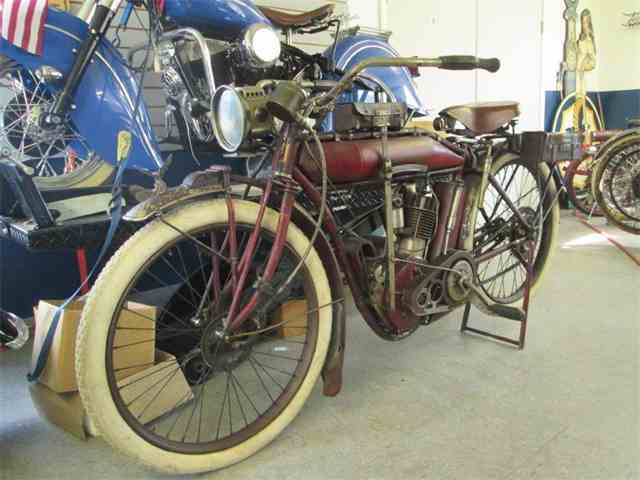 1911 Indian 4HP Single | 959170