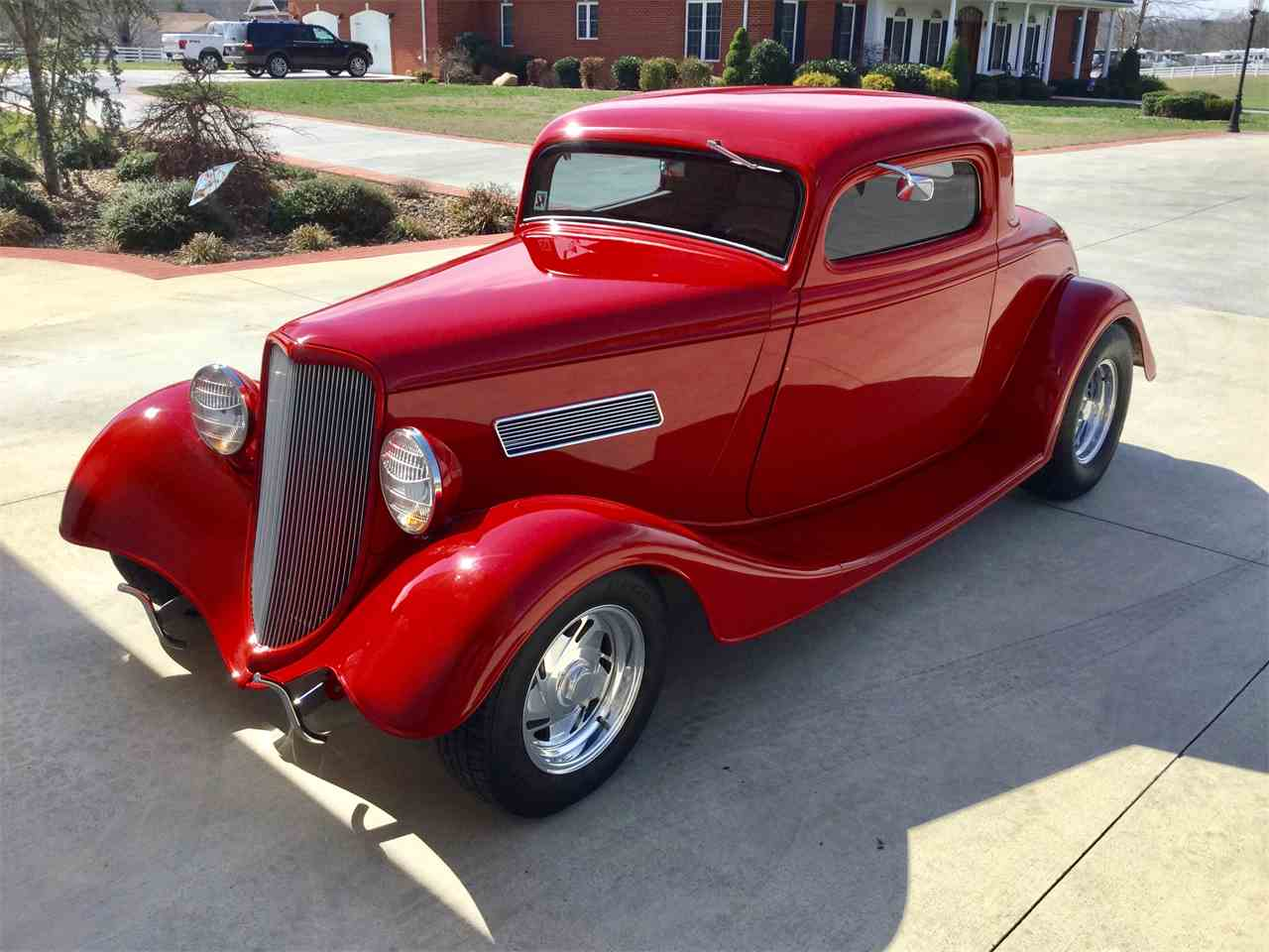 1933 ford coupe for sale cc 959174. Black Bedroom Furniture Sets. Home Design Ideas