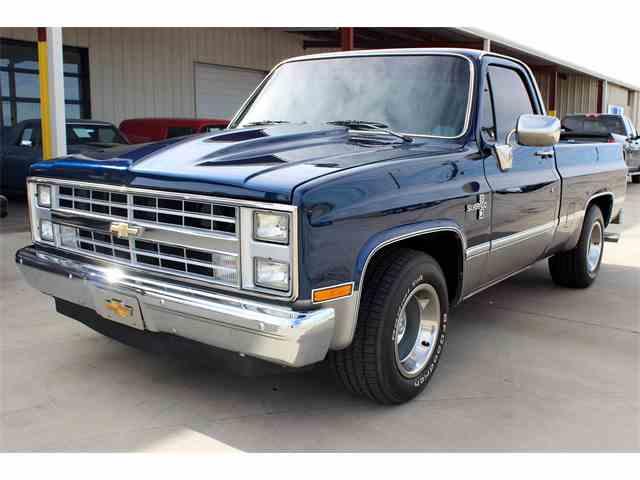 1986 Chevrolet Silverado | 959175