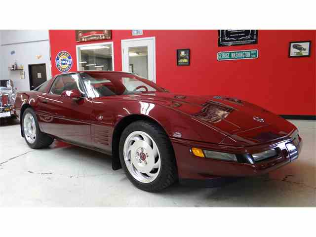 1993 Chevrolet Corvette - 40th Anniversary | 959184