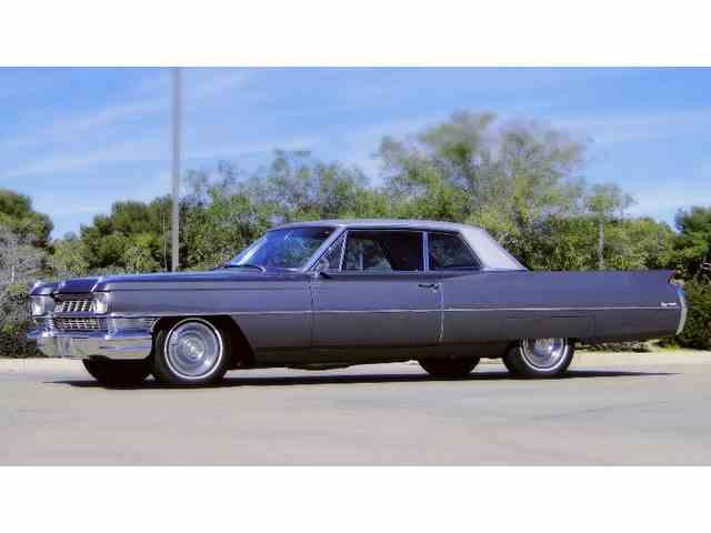 1964 Cadillac Coupe DeVille   959192