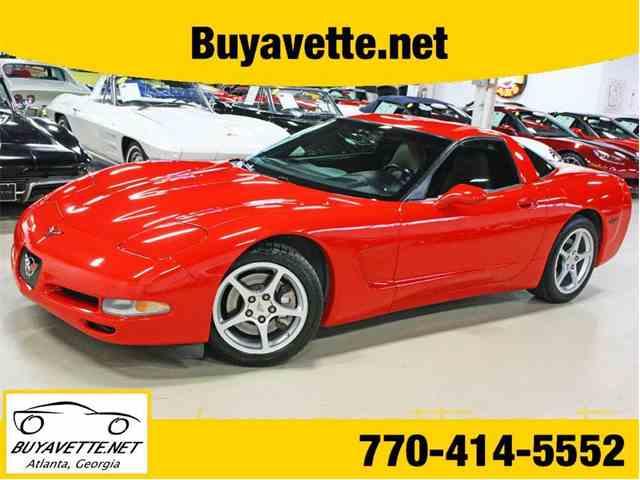 2000 Chevrolet Corvette | 959194