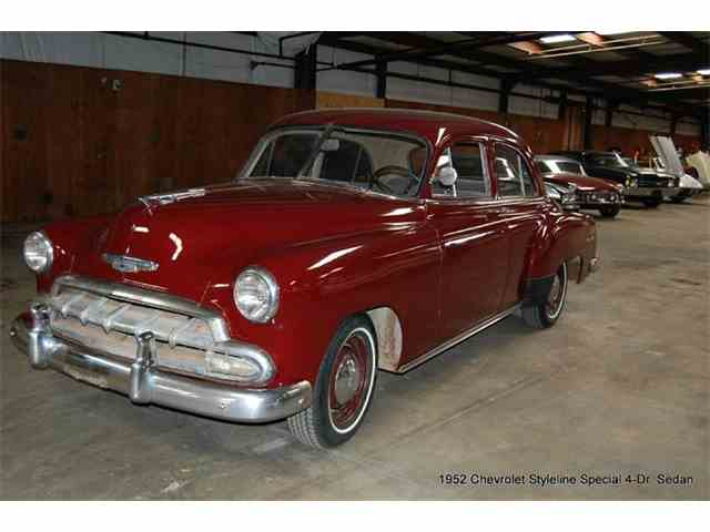1952 Chevrolet Styleline Special | 959197