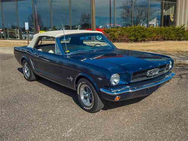 1965 Ford Mustang | 959206