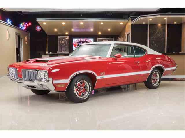 1970 Oldsmobile 442 | 959210