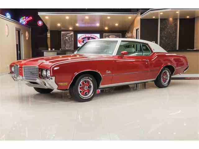1972 Oldsmobile Cutlass | 959212