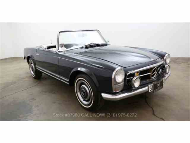 1967 Mercedes-Benz 230SL | 959214