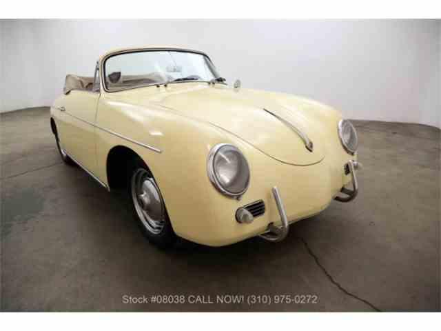 1959 Porsche 356A | 959216